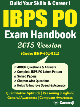 Ibps Bank Exam Ebook